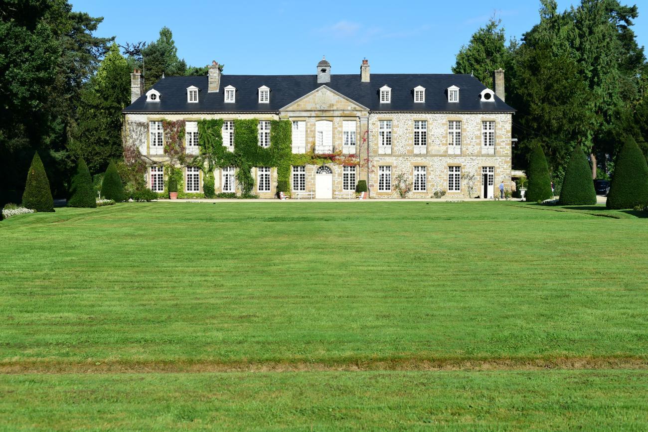 Le Château de la Rouerie
