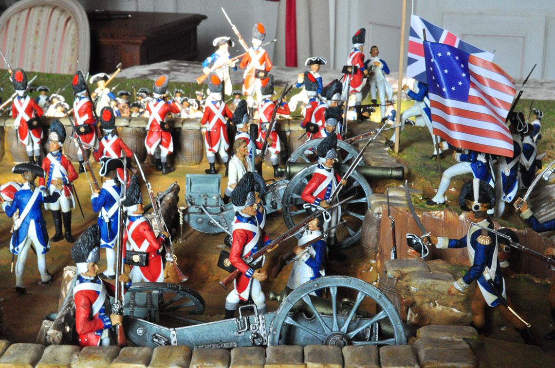 Bataille de Yorktown
